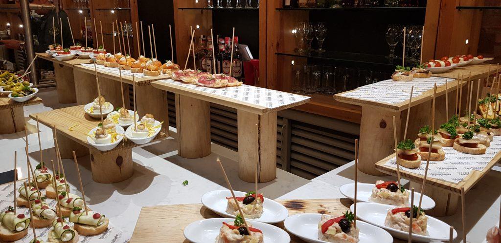 Telefèric Restaurant in Barcelona