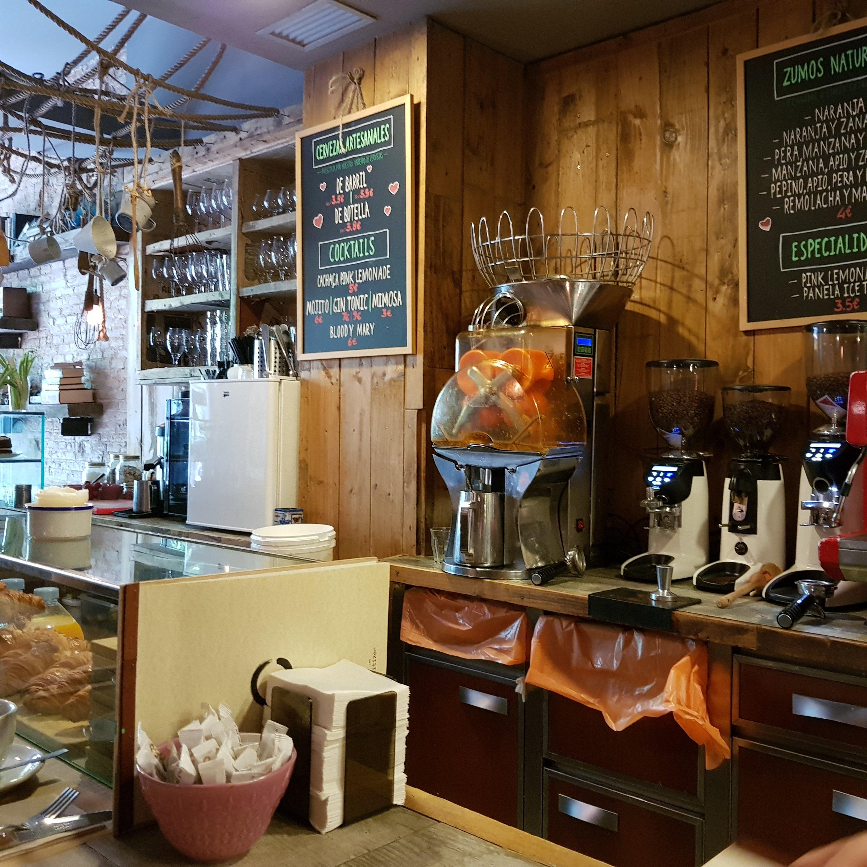 Citizen Café Barcelona