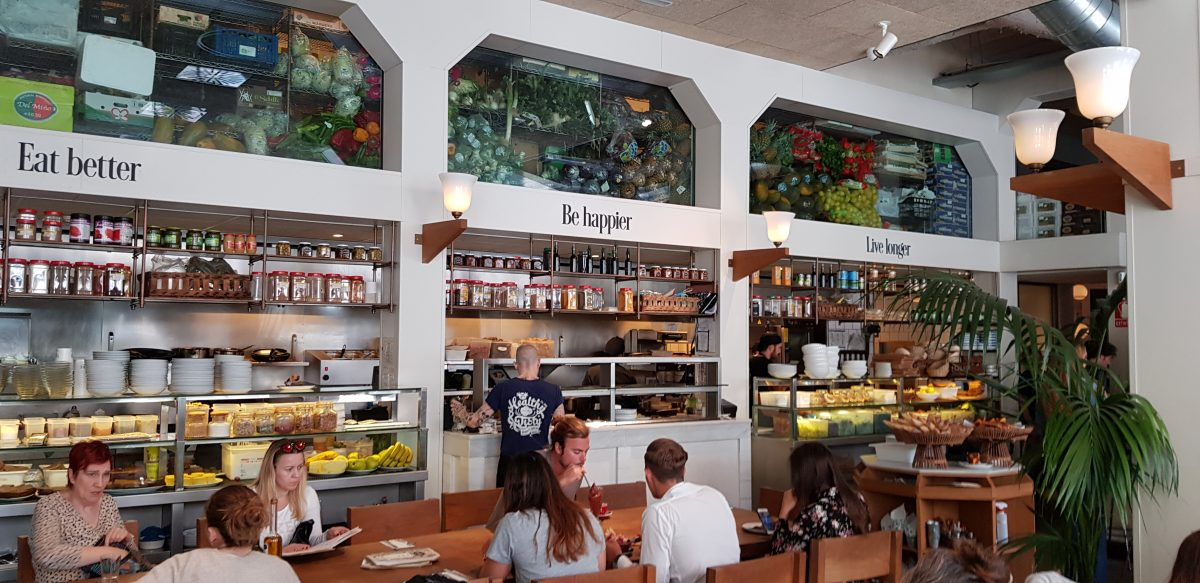 Flax & Kale in Barcelona
