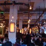 5 Napkin Burger in New York: burgers in industriële stijl