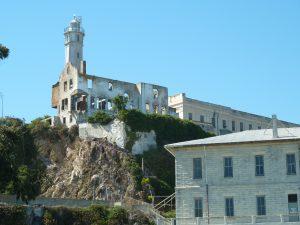 Alcatraz, San Fransisco, Californië, Verenigde Staten