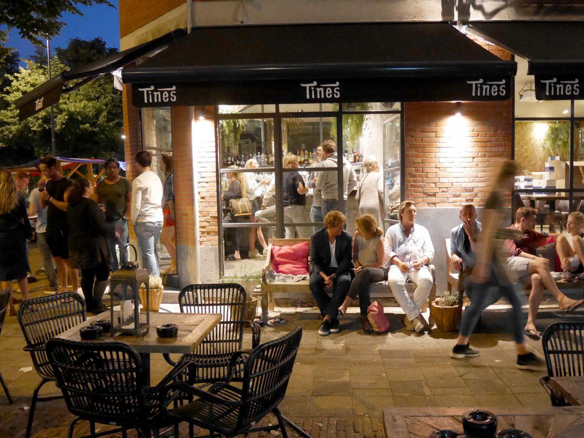 Brasserie Tines in Rotterdam (foto: www.brasserietines.nl)