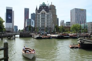 De oude haven, Rotterdam