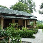 Ecolodge Bukit Lawang op Sumatra