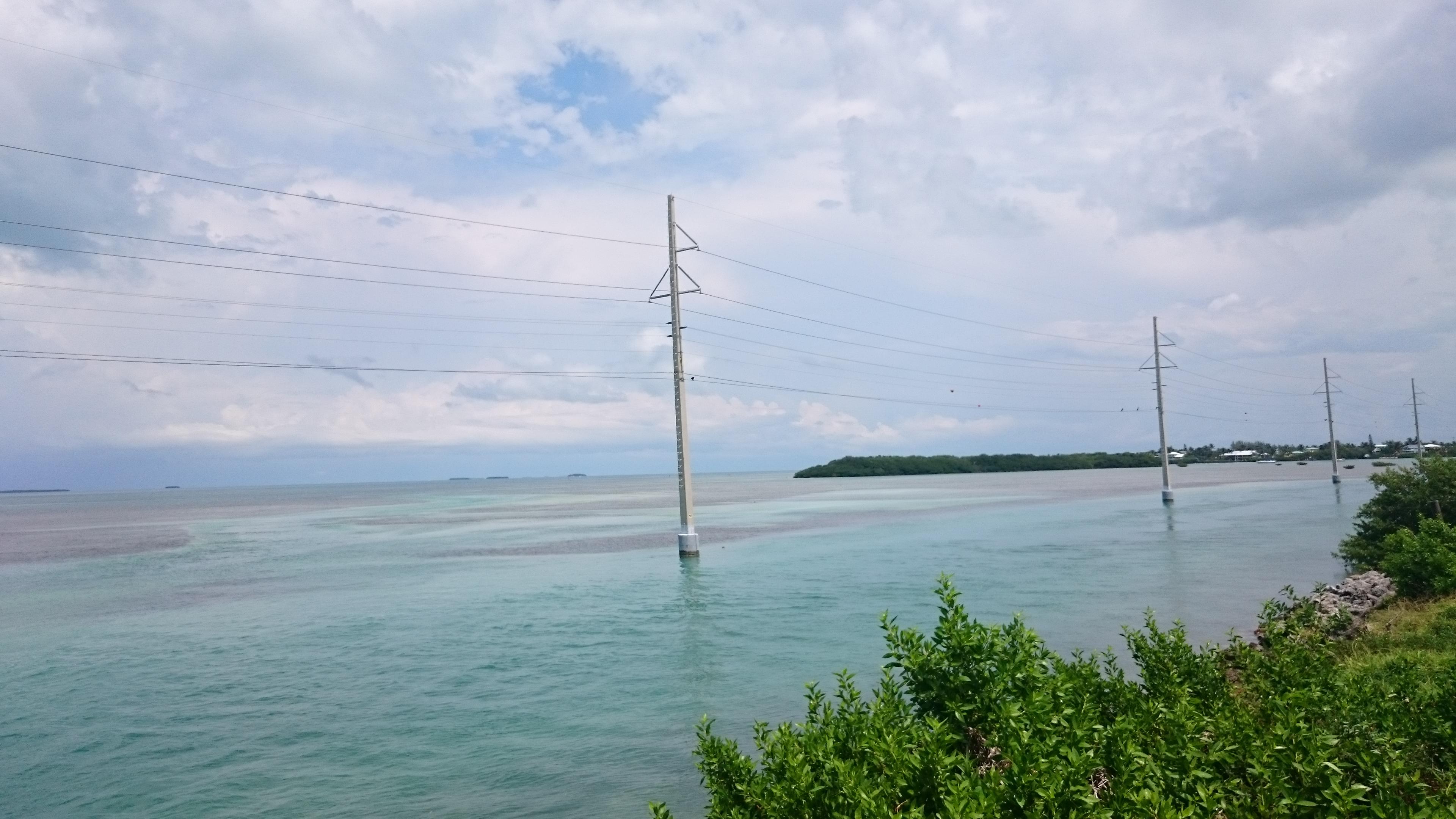 Florida Keys, mooie rit naar Key West