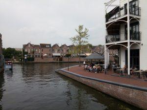 Het centrum van Alphen aan den Rijn