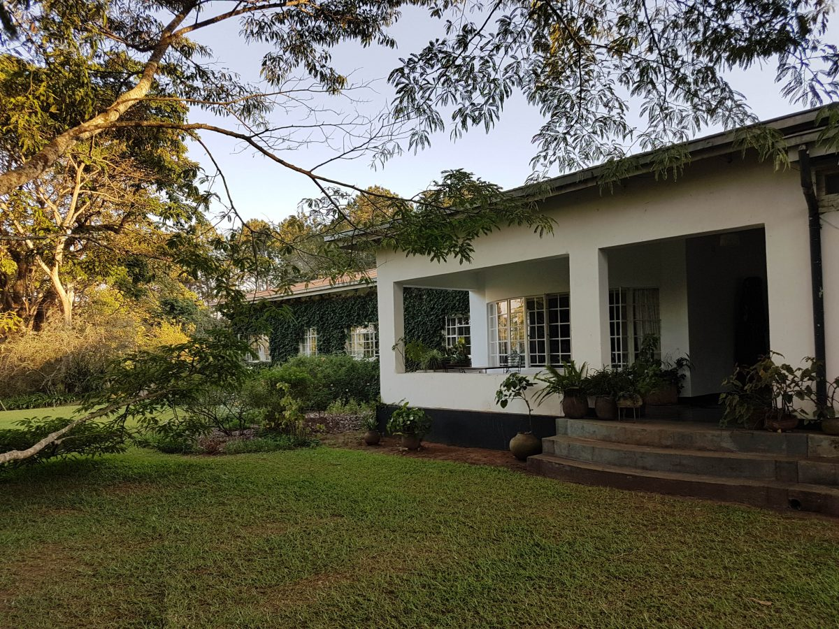 Huntingdon House in Malawi
