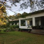Huntingdon House in Malawi: slapen tussen de thee