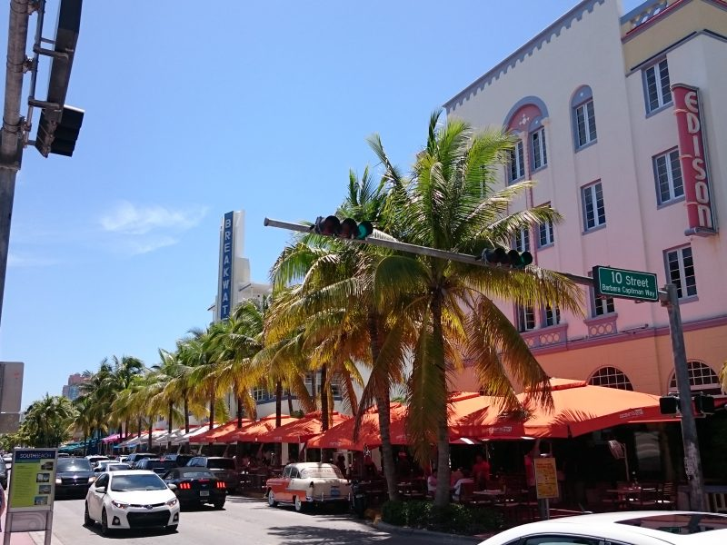 Miami South Beach, Florida, Verenigde Staten