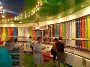 M&M's Store, Las Vegas