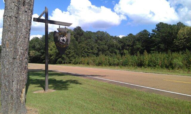Natchez Trace Parkway, Mississippi, Verenigde Staten