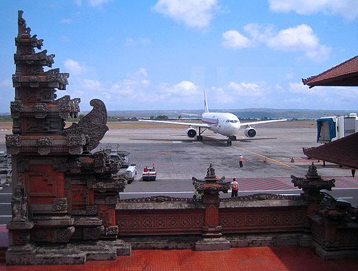 Ngurah Rai airport, Bali, Indonesië (foto: baliairport.com)