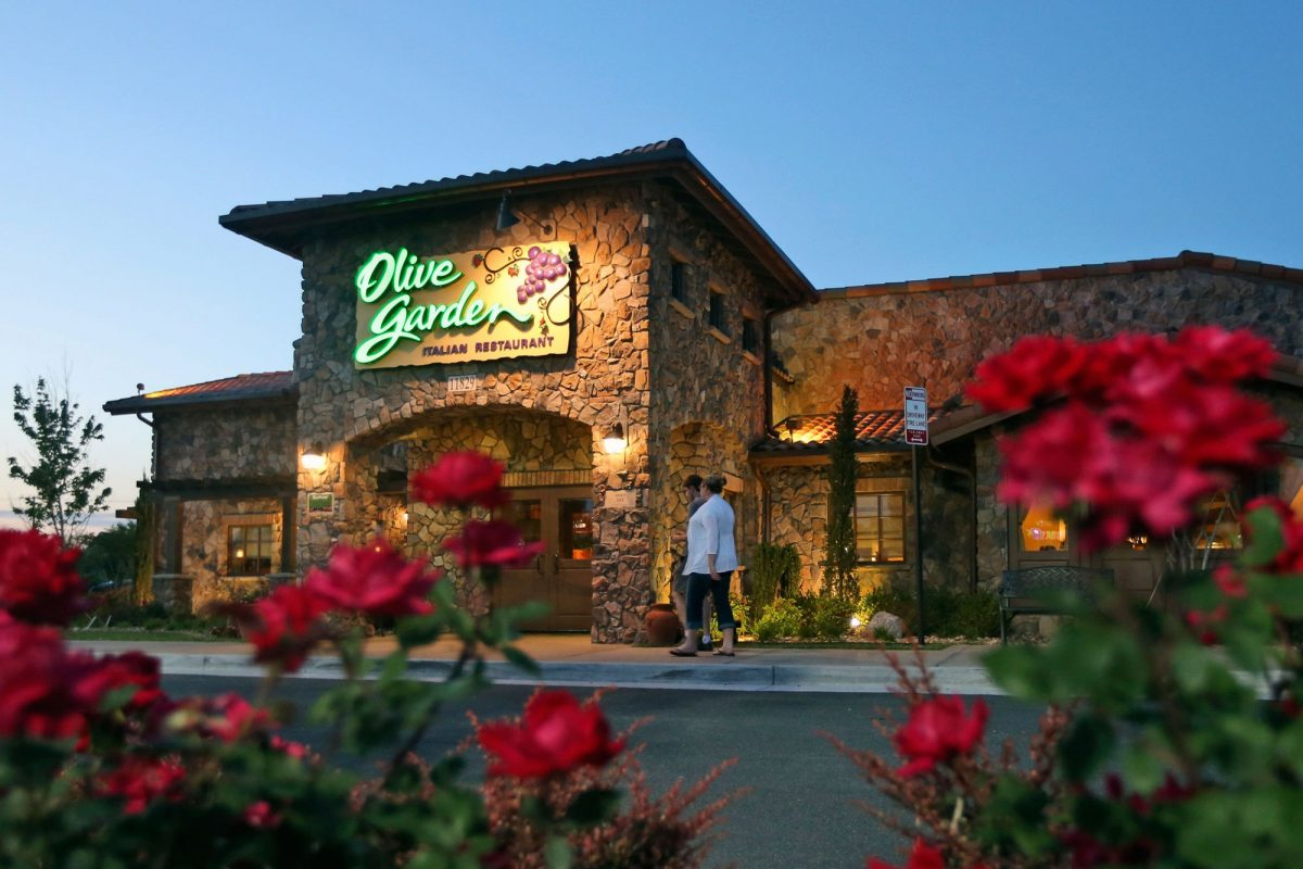 Olive Garden Verenigde Staten