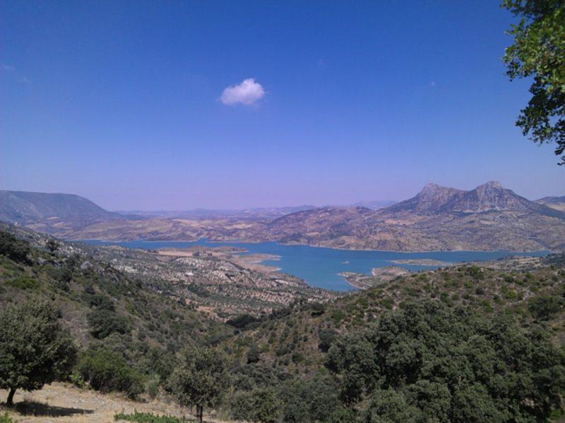 Omgeving Ronda, Andalusië, Spanje
