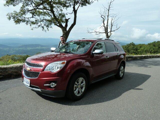 Onze auto in 2012
