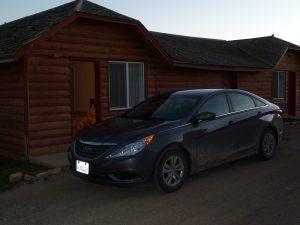 Onze Cabin @ Bryce Canyon, Utah