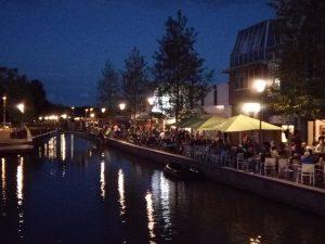 Ook 's avonds nog steeds gezellig in Alphen aan den Rijn