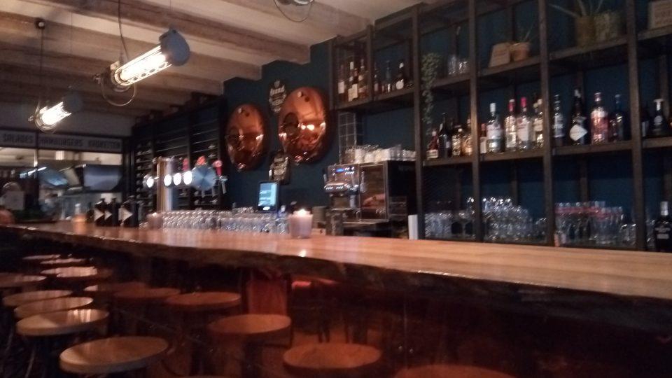 Peek Streetfood Bar op Texel