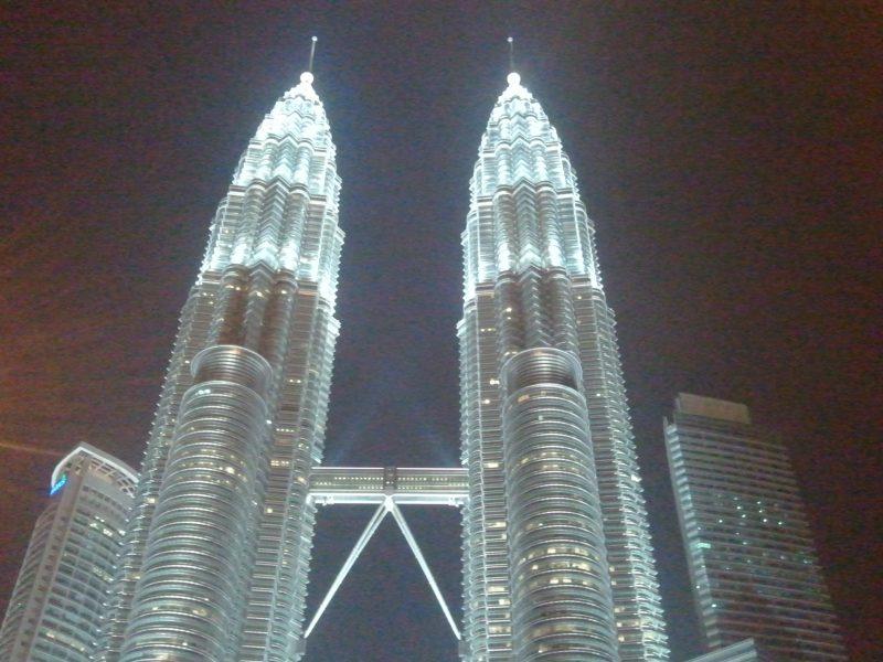 Petronas Twin Towers, Kuala Lumpur, Maleisië