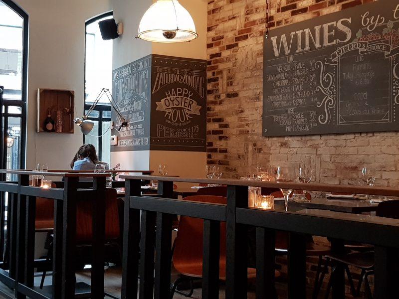 Restaurant Oker te Den Haag