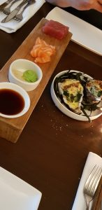 Restaurant Oker te Den Haag - De Sashimi