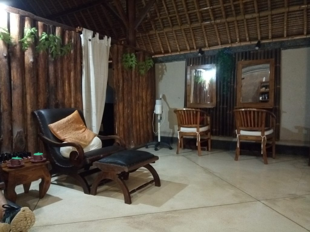 Samsara Spa and Beauty in Ubud ziet er netjes uit