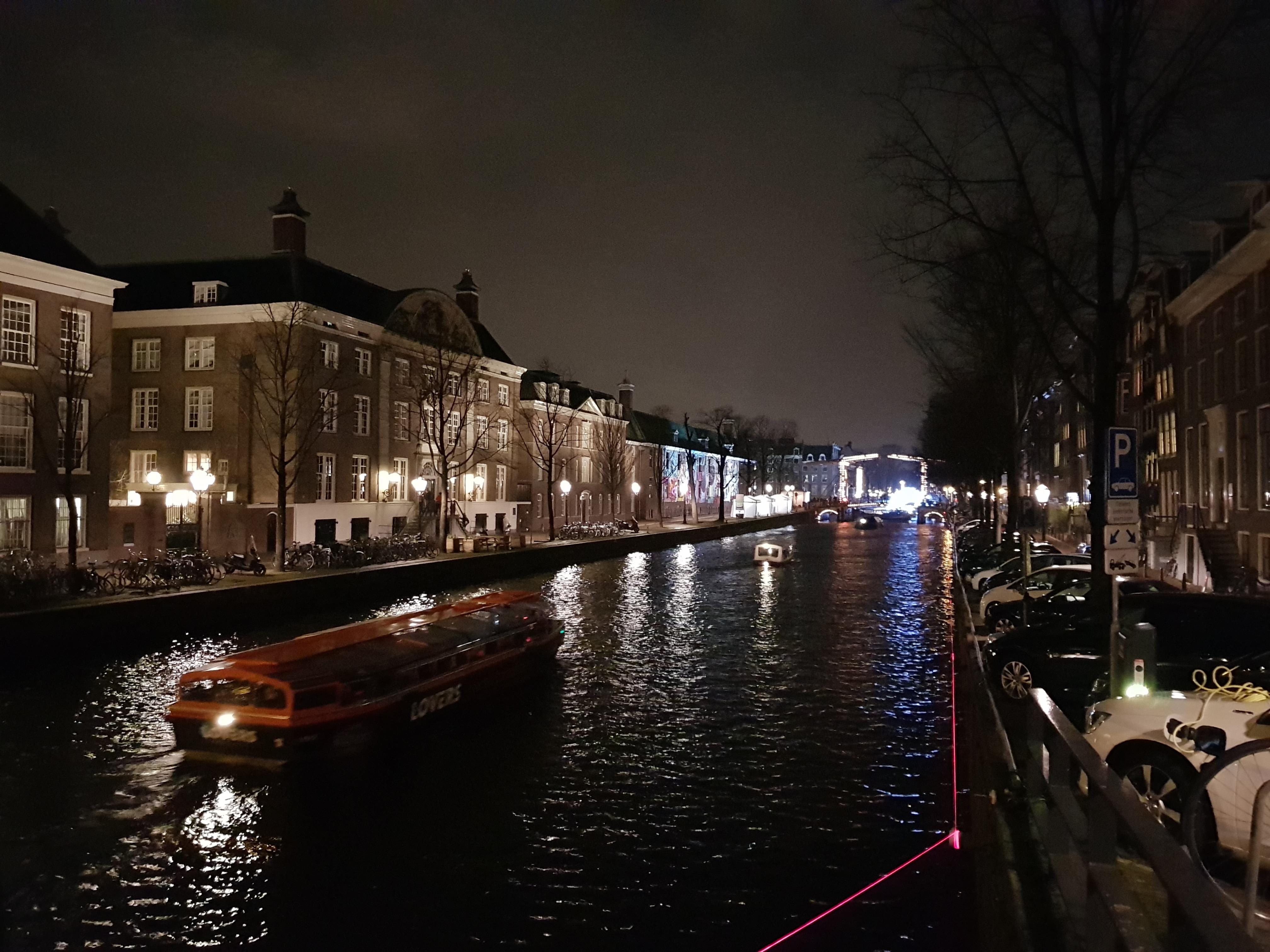 Stadstour wandelroute door Amsterdam