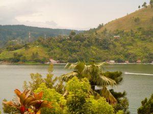 Toba Meer, Sumatra, Indonesië