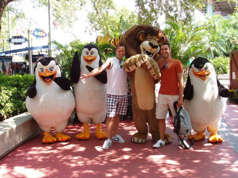 Wij @ Universal City Studios, Orlando, Florida, Verenigde Staten