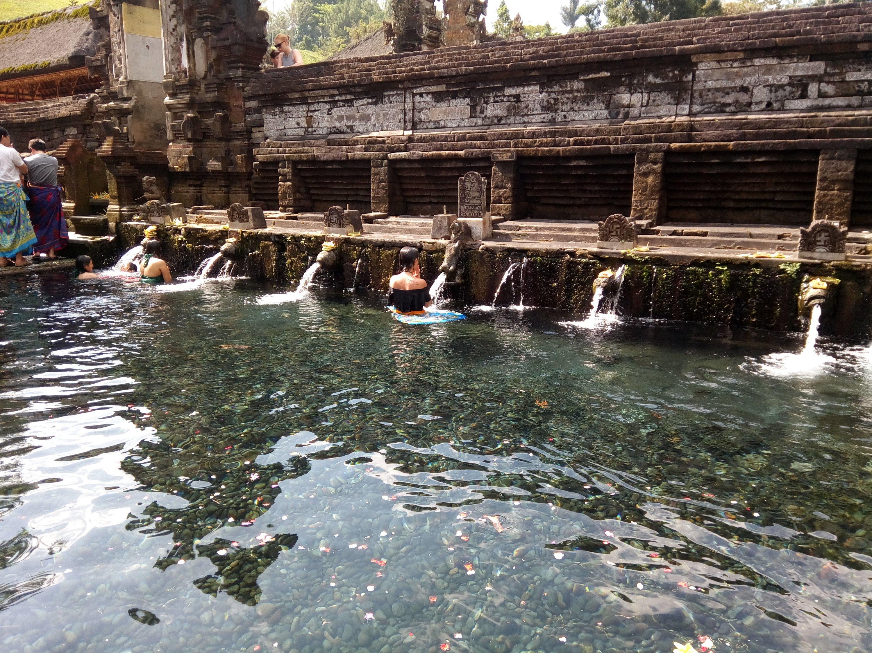 Pura Tirta Empul op Bali