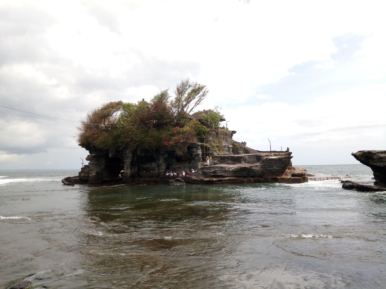Pura Tanah Lot op Bali