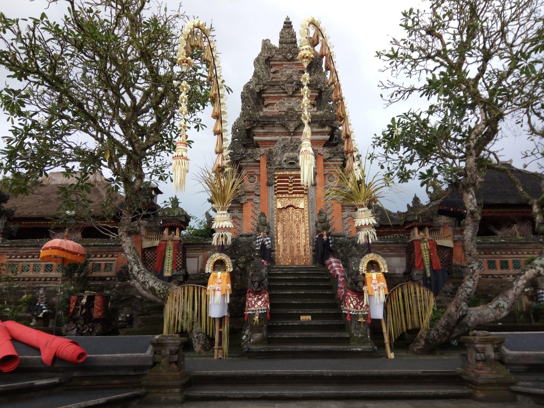 Pura Taman Saraswati Tempel in Ubud